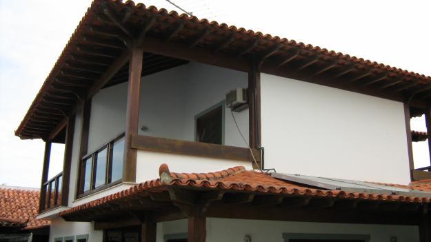Fachadas casas sticas con estilo fotos com portal - Casas con estilo ...