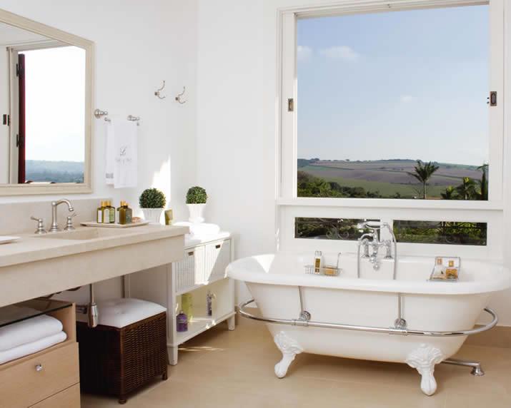 Decoração Estilo Provençal  Fotos e Casa  Imóveis -> Decoracao Banheiros Estilo Provencal