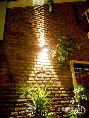 Luces para jardines perfect slide with luces para for Luces para jardin exterior