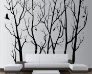 master-Wall-Art-Decor-Large-Vinyl-Tree-Decal-Sticker-Black