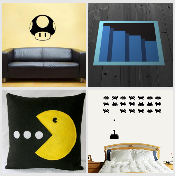 Interesting 60 nerdy home decor inspiration of 28 nerd for Geek bedroom ideas