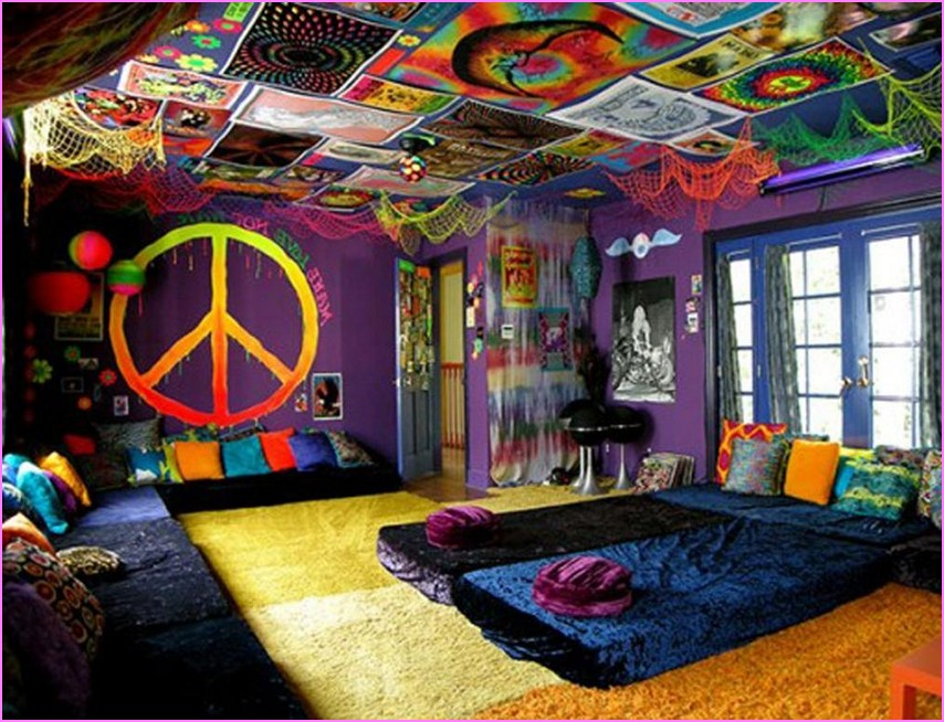 Casa Hippies : A curiosity that will appeal to hippies young and old la casa